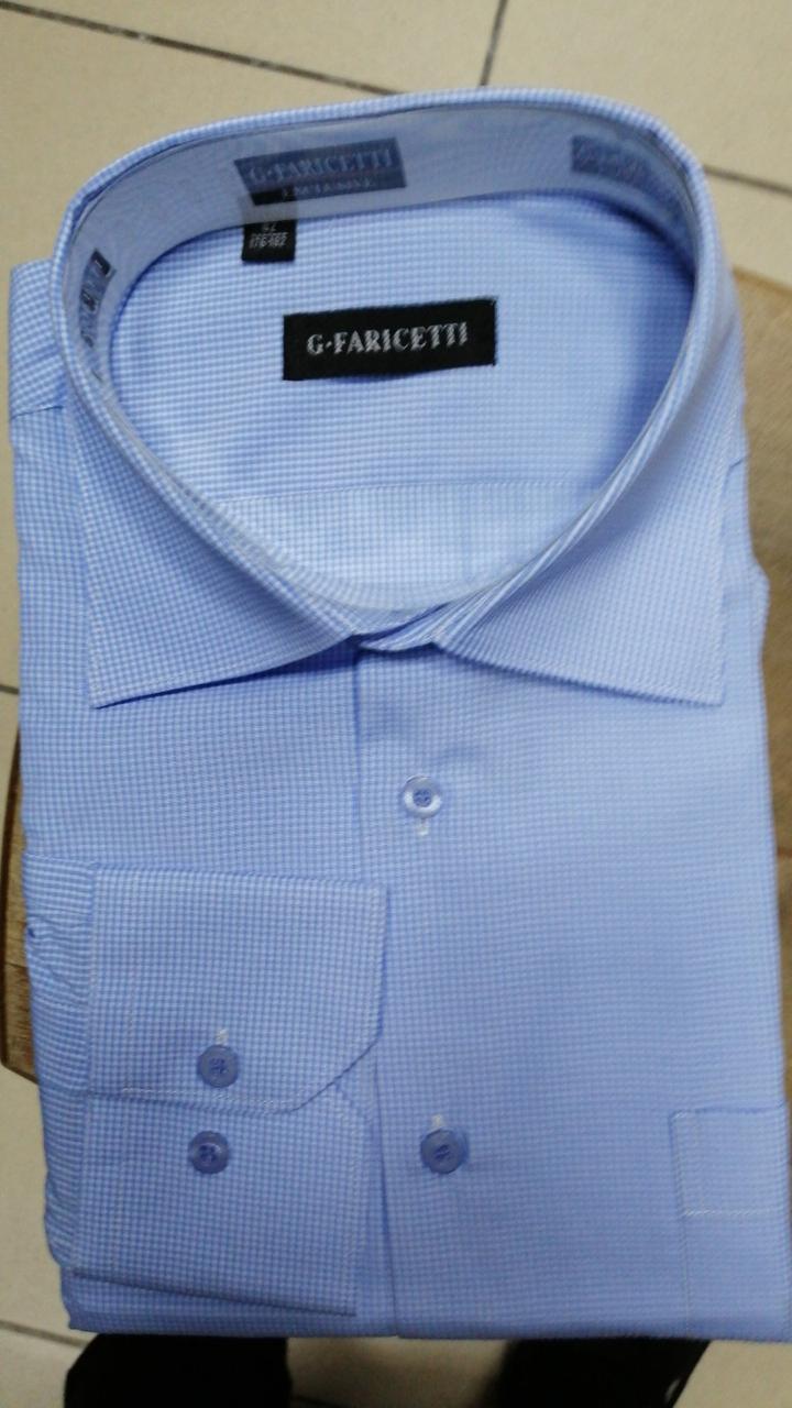 Мужская рубашка G-Faricetti модель 9840-1