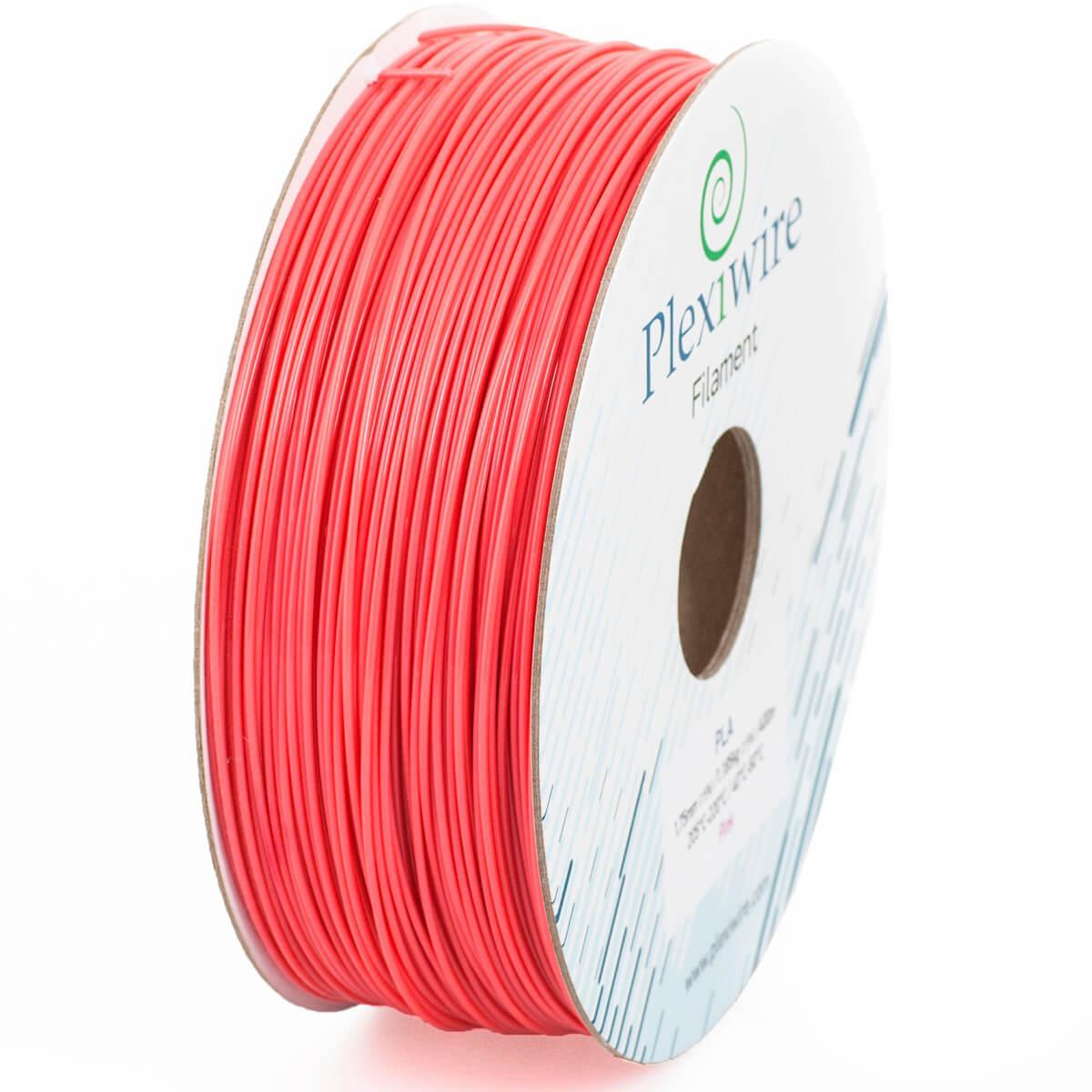 PLA пластик для 3D принтера 1.75 мм Рожевий (300 м / 0.9 кг)