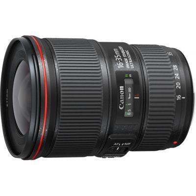 Объектив Canon EF 16-35mm f/4L IS USM (9518B005)