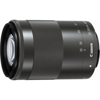 Объектив Canon EF-M 55-200mm f/4.5-6.3 IS STM (9517B005)