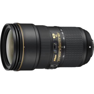 Объектив Nikon 24-70mm f/2.8E ED VR AF-S (JAA824DA)