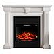 Современный пристенный каминокомплект ArtiFlame GLORY AF23 режим 3D имитации пламени и обогрева, фото 3