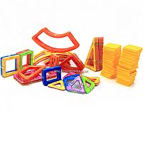 Магнитный конструктор Iblock «Цветные магниты» 88 деталей (PL-920-07), фото 5