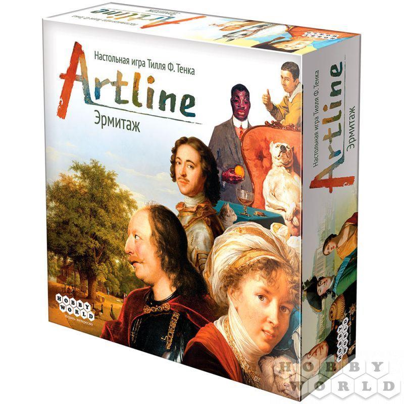 Настольная игра Artline: Ермітаж