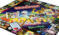 Настільна гра Монополія. Рік і Морті, фото 3