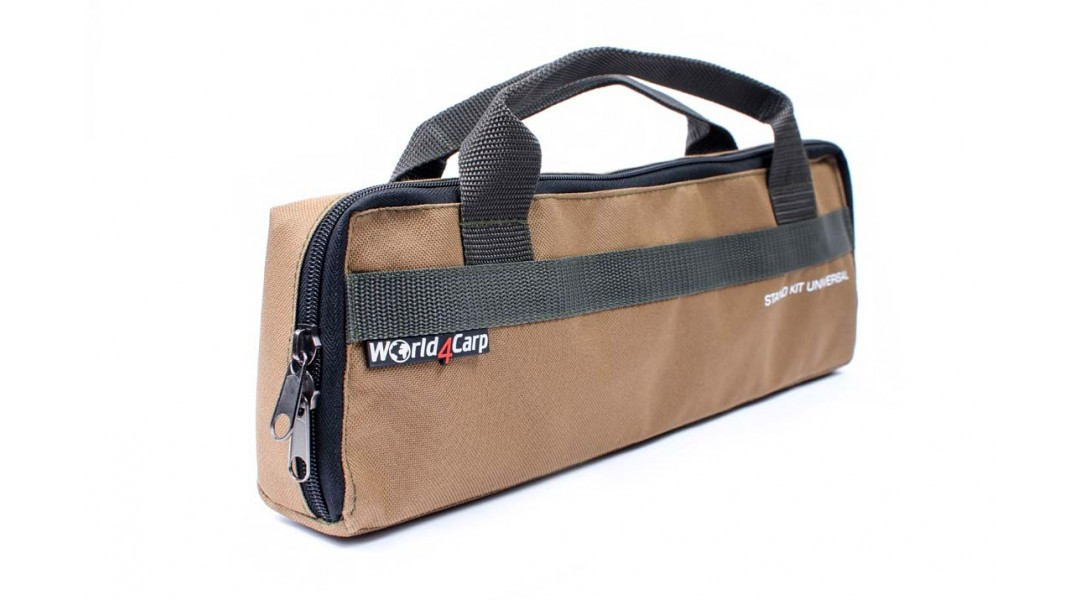 Чехол для стоек и буз баров, сумка для стоек, чехол для буз баров World4Carp Stand Kit Universal 2 Coyote