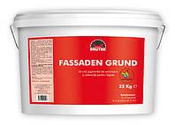 Пигментированный грунт для фасадов Fassaden Grund, 25 кг
