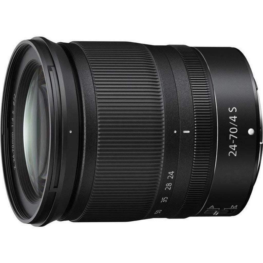 Объектив Nikon Z NIKKOR 24-70mm f4 S (JMA704DA)
