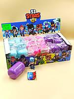 Набор героев Brawl Stars + Сумка + Фигурка Мегабокс Игровой набор карточки к игре Brawl Stars Бравл Старс |