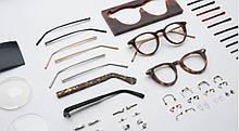 Послуги з виготовлення окулярів