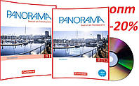 Немецкий язык / Panorama / Kursbuch+Arbeitsbuch+CD. Учебник+Тетрадь (комплект), B1.2 / Cornelsen