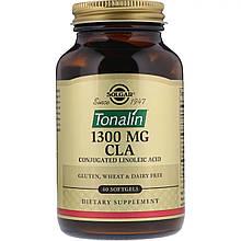 Аминокислоты Солгар Тоналин 1300 мг КЛК 60 капсул Solgar Tonalin (5324923)