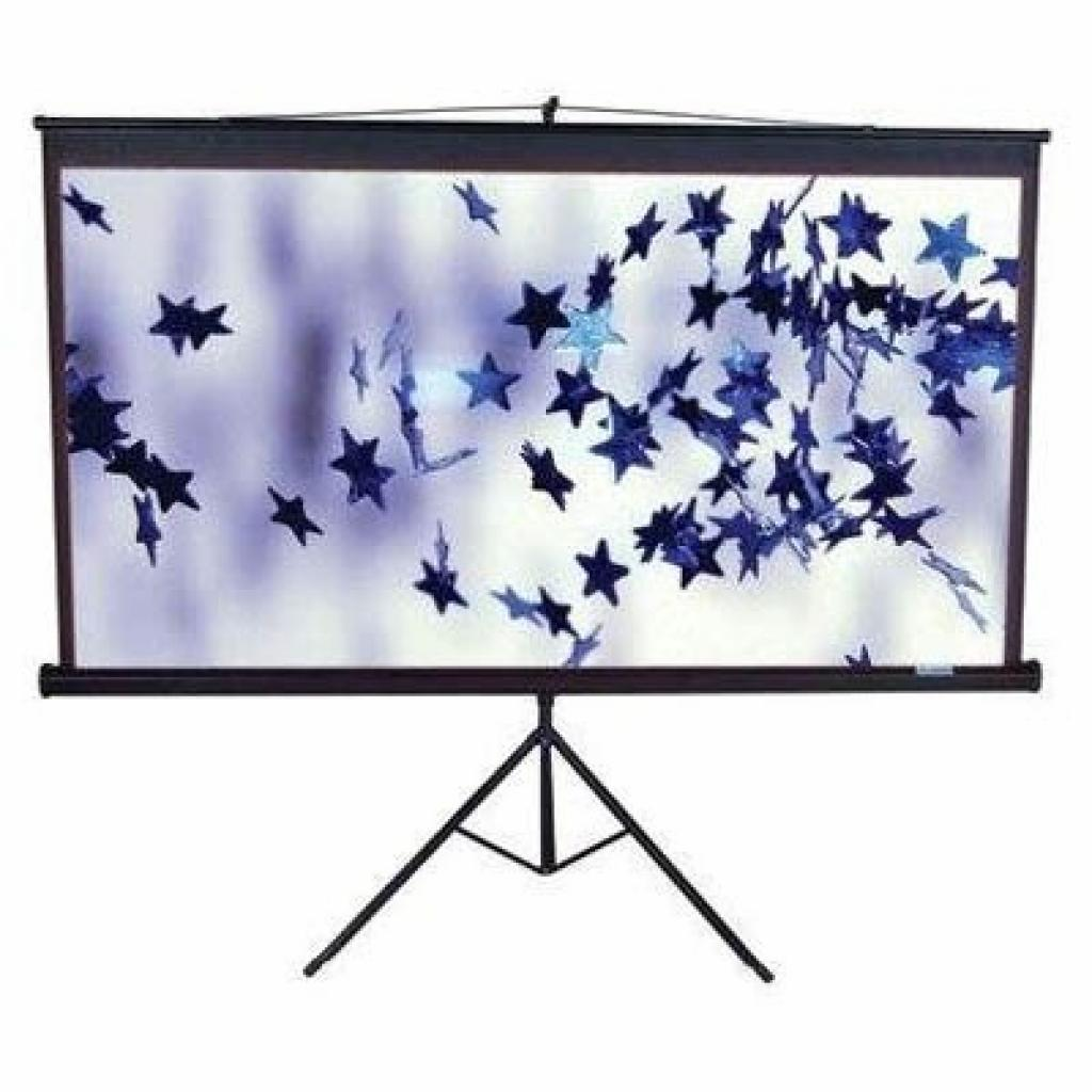 Проекционный экран T120UWV1 Black Cas ELITE SCREENS (T120UWV1)