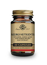 Аминокислоты Солгар Нейро-нутриентс 30 капсул Solgar Neuro-Nutrients(5324904)