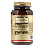 Витамины Солгар Витамин Д3 25мкг 1000 МЕ 100 таблеток Solgar Vitamin D3 (5512468), фото 2