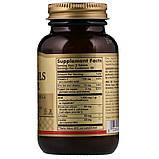 Вітаміни Солгар Шкіра, волосся, нігті 60 таблеток Solgar Skin, Nails & Hair (5324921), фото 2