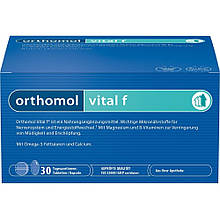 Витамины Ортомол Витал Ф 30 капсул/таблеток Orthomol Vital F (6019317)