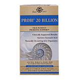 Биологически активная добавки пробиотики Solgar Probi 20 Billion 20 млн 30 капсул (5324947), фото 2