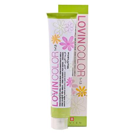 LOVIEN Essential Lovien Essential Lovin Color Крем-краска для волос Бронзовый, 100 мл