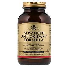 Витамины Солгар Улучшенная Антиоксидантная Формула 120 капсул Solgar Advanced Antioxidant Formula (7865378)