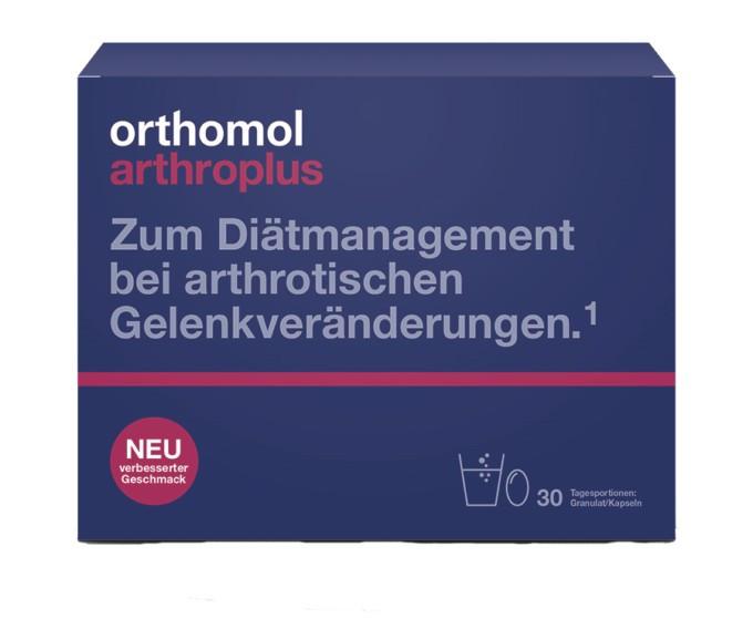 Вітаміни Ортомол Артроплюс 30 днів Orthomol Arthro Plus (7849662)