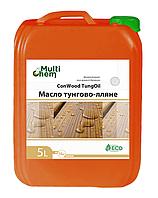Масло тунгово-льняное для древесины.ConWood TungOil, 5 л