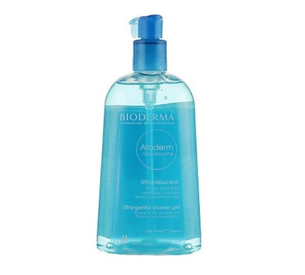 Гель для душа для сухой и чувствительной кожи Bioderma Atoderm Gentle Shower G 500 мл