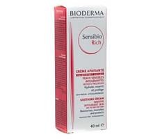 Крем для лица Bioderma Bioderma Sensibio Rich Soothing Cream 40 мл