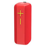 Bluetooth-колонка HOPESTAR-P15, StrongPower, c функцией speakerphone, радио, PowerBank, red, фото 1