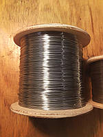 Вольфрам для поводков 0,4 мм - 10 метров