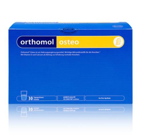 Вітаміни Ортомол Остео 30 днів Orthomol Остео (9166652)