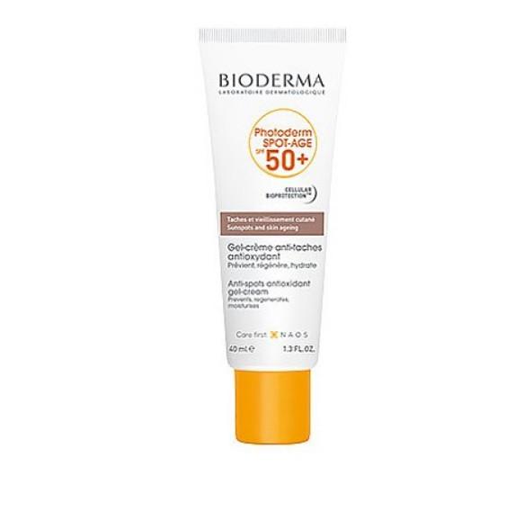 Сонцезахисний крем для обличчя Bioderma Photoderm Spot-Age SPF 50+ 40 мл