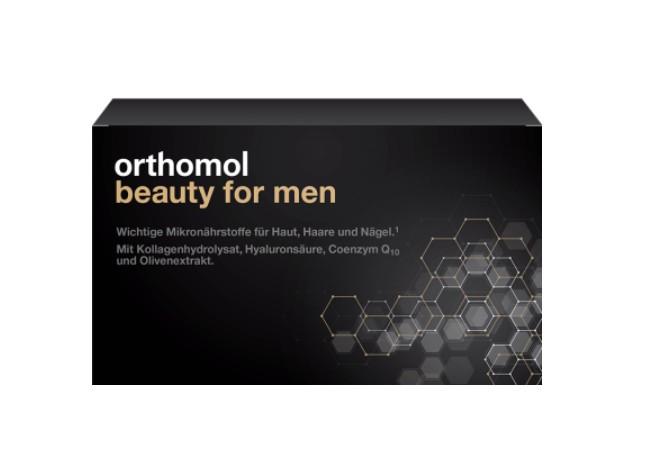 Витамины Ортомол Бьюти для мужчин 30 дней Orthomol Beauty for Men (9180659)