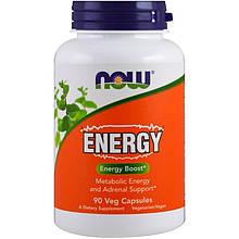 Витамины и минералы Now Foods Энерджи 90 капсул