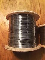 Вольфрам для поводков 0,4 мм - 50 метров