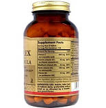Вітаміни Solgar Комплекс вітамінів B, з вітаміном C, формула проти стресу, B-COMPLEX WITH VITAMIN C 250, фото 2