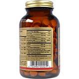 Вітаміни Solgar Комплекс вітамінів B, з вітаміном C, формула проти стресу, B-COMPLEX WITH VITAMIN C 250, фото 3