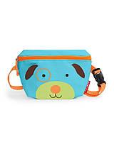 Дитяча оригінальна сумочка для носіння на поясі Собачка Дербі Скіп Хоп для хлопчика