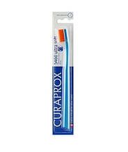 Зубная щетка Curaprox CS 5460 Ultra Soft ультра мягкая сине-оранжевая