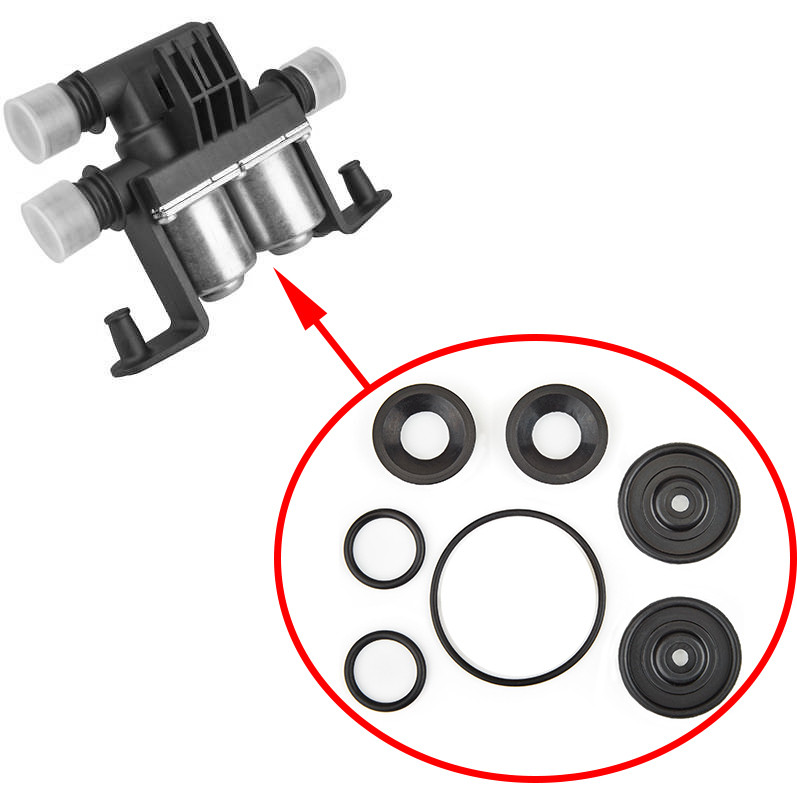 Ремкомплект клапанов печки Range Rover