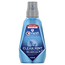 Ополаскиватель для полости рта Crest Pro-Health Clean Mint Крест Про-Хелс Чистая Мята 1 л