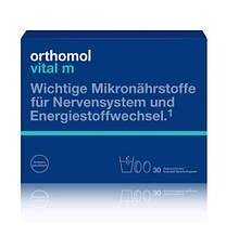 Витамины Ортомол Витал М гранулы - грейпфрут 30 дней Orthomol Vital M (9180648)