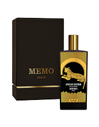 Парфюмированная вода Memo African Leather унисекс 75 мл