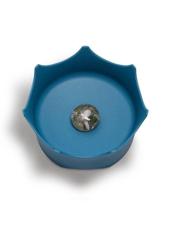 Миска для животных VitaJuwel структурирующая воду голубая