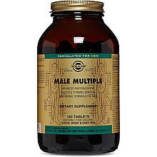 Витаминный комплекс для мужчин Solgar 180 таблеток Male Multiple