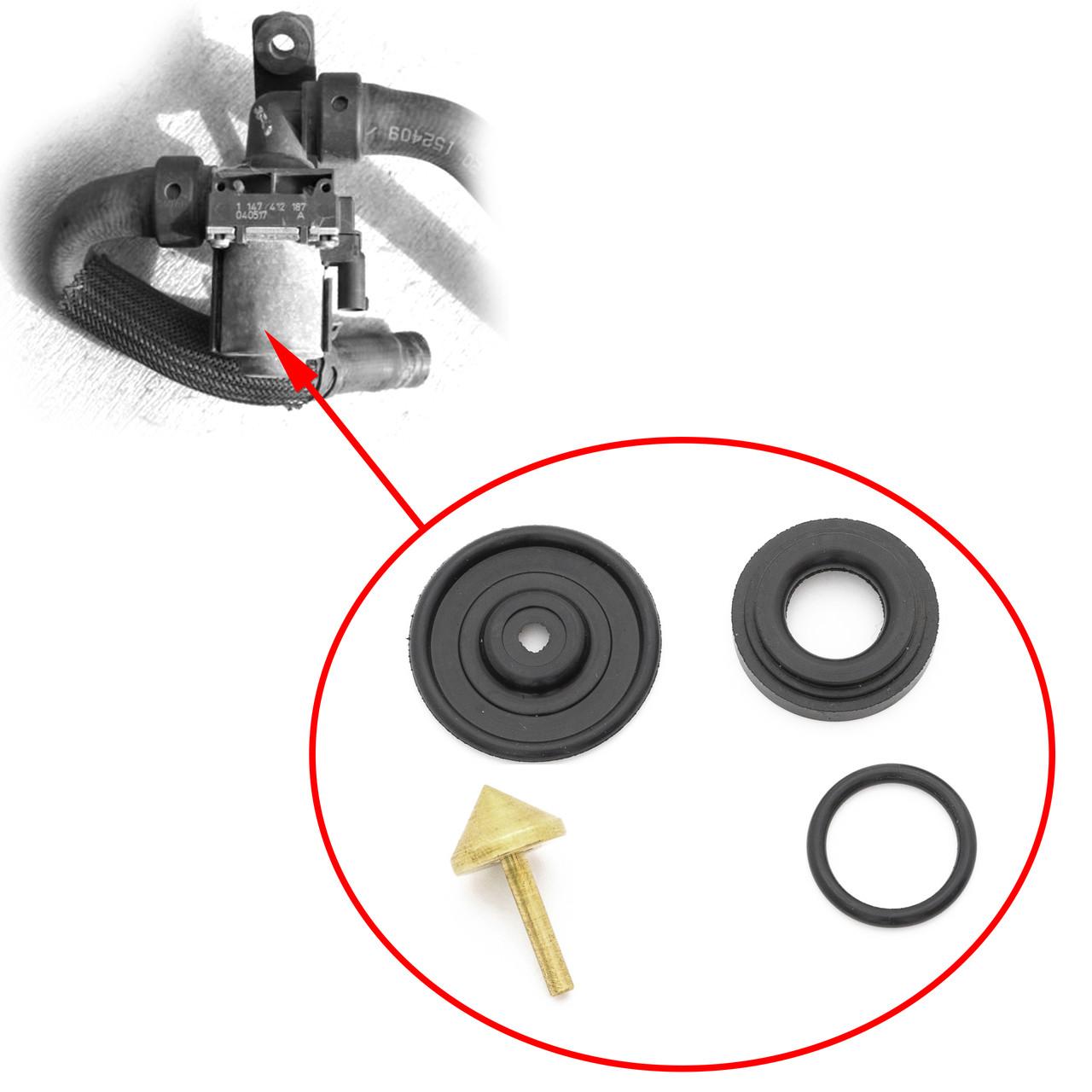 Ремкомплект клапанов печки Infiniti QX56, Nissan Armada, Volvo FH
