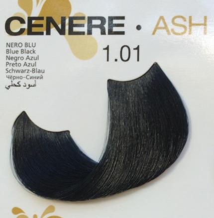 Колорирующий крем для волос Kleral Milk Color 1.01 100 мл