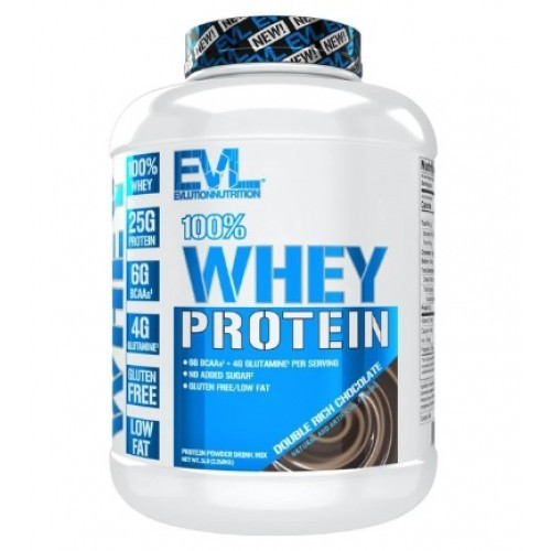 Протеин Evlution Nutrition 100% Whey protein 2200g