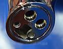 Кухонний латунний високий змішувач для кухні на мийку Haiba FOCUS 011 (HB0128), фото 5
