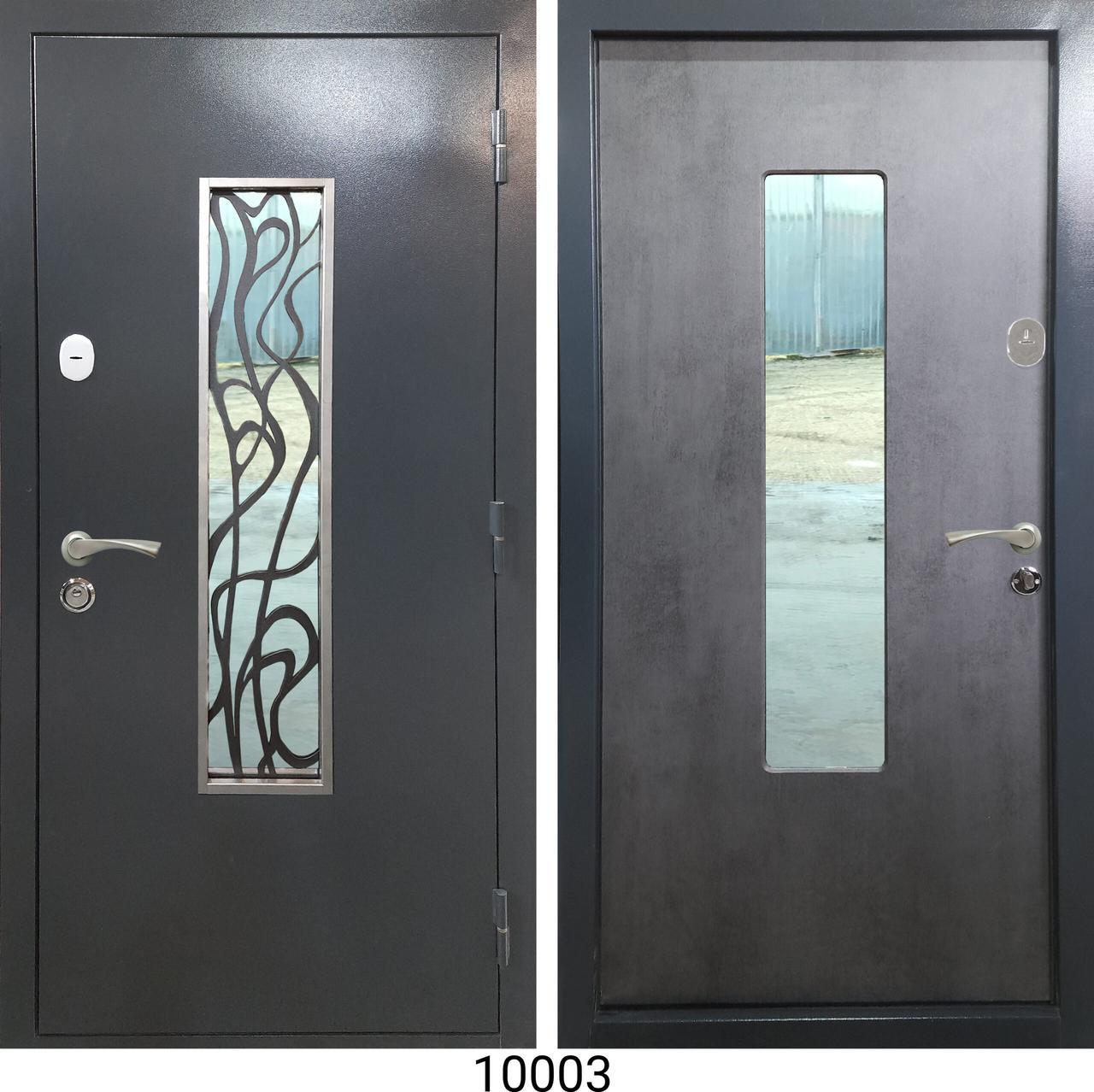 Двері Метал+мдф